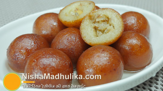 Gulab jamun recipe gulab jamun recipe with khoya or mawa holi gulab jamun recipe to make any festival or party merrier and sweet forumfinder