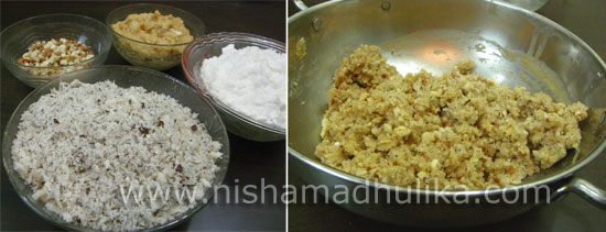 How to make Nariyal Laddu