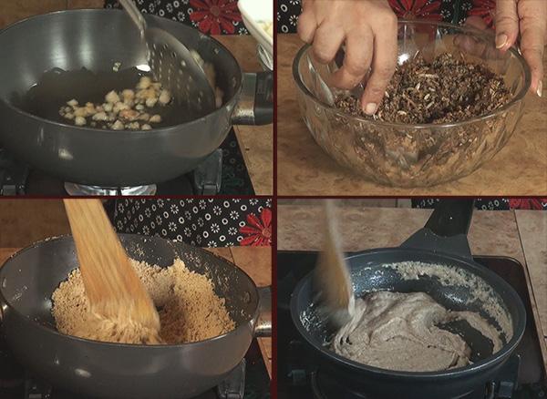 Panjiri Recipe for New Mothers - Nishamadhulika.com