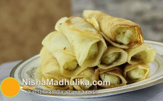 Patishapta pitha recipe patishapta bengali sweet recipe this bengali forumfinder Gallery