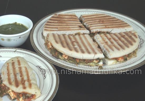Pizza sandwich recipe nishamadhulika pizza sandwich recipe forumfinder Gallery