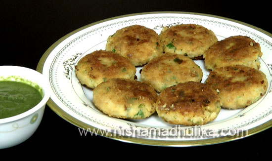 Poha cutlet recipe nishamadhulika we forumfinder Images