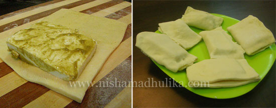 How to make Puff Pastry at home