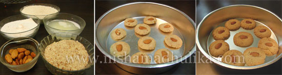 How to make Egkess Almond Cookies