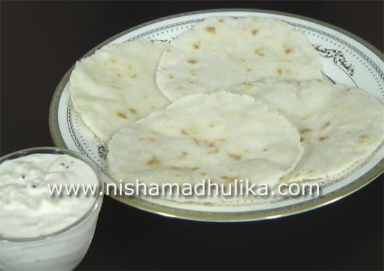 Chawal ki roti recipe nishamadhulika chawal ki roti recipe forumfinder Choice Image