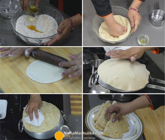 roomali roti recipes