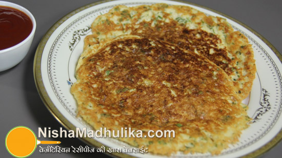 Soybean Pancake Recipe