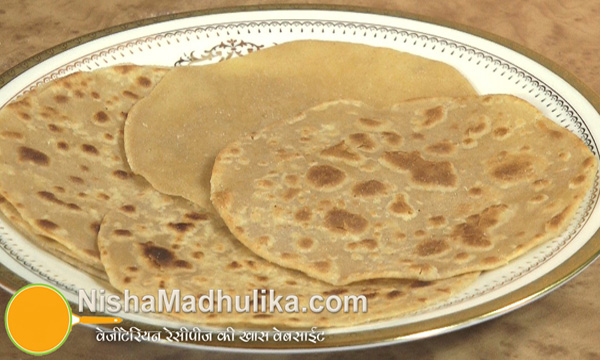 Teen Parta Paratha Recipe for Kids