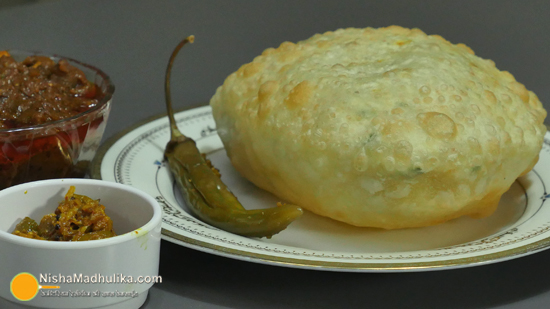 Bhatura Recipe - Nishamadhulika com