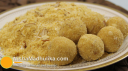 बेसन चूरमा - Rajasthani Besan churma recipe