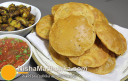 कचौरी भुजिया - Aaloo Bhujia With Kachori Recipe