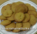 मक्के की मठरी (Corn Flaky Biscuits – Makki ki Mathari)