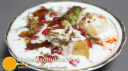 चाट पापड़ी - Dahi Papdi Chaat Recipe - Papri Chaat Recipe - How to make Papdi Chaat