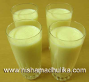 आम का शेक – Mango Shake Recipe – How To Make Mango Shake