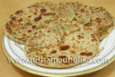 मटर के परांठे – Matar Paratha recipe – Pea stuffed Paratha recipe