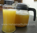 बेल का शरबत (Bel ka Sharbat – Wood Apple Squash)