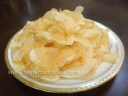आलू चिप्स - Potato Chips Recipe - Potato Crisp