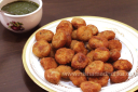 कमल ककड़ी नगेट्स - Bhein ka Tikka Recipe - Lotus Roots Nuggets Recipe