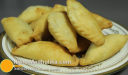 गुड़ मेवा की गुजिया - Gur Mewa Gujiya Recipe - Jaggery Dry Fruits Gujiya Recipe