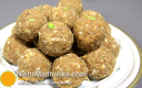 सोंठ के लड्डू - Sonth Laddu Recipe, Saunth ke Laddu - Ginger Powder Laddu Recipe