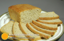 ब्राउन ब्रेड - Whole Wheat Bread Atta Bread Recipe