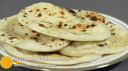 नान तवे पर - Naan without Tandoor and Yeast